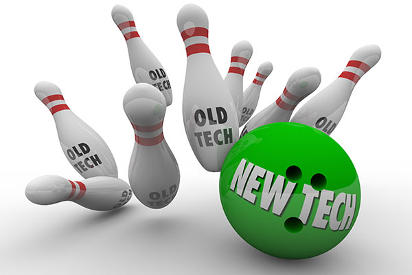 Spring Cleaning: When to Update Old Technology