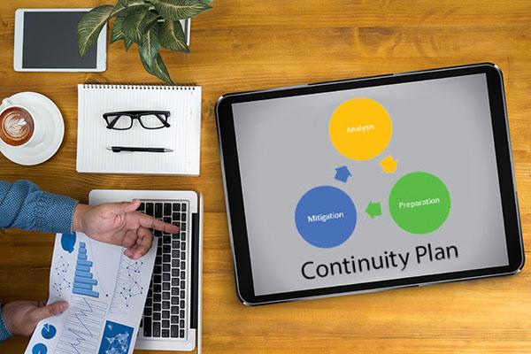 Having a Comprehensive Continuity Plan